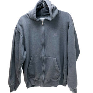 Brooklyn Xpress Zip Up Sweatshirt Hoodie Size M